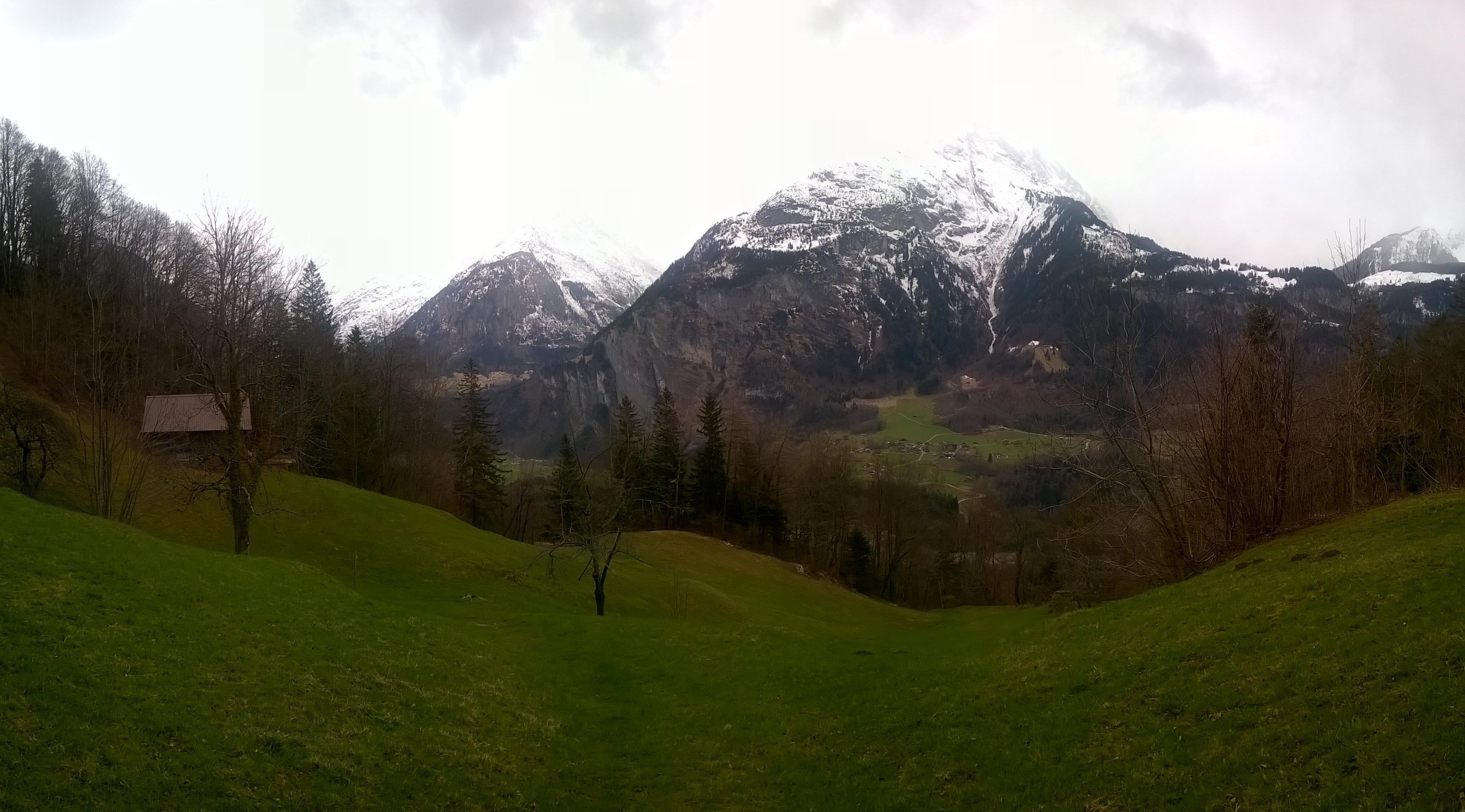 Zwitserland - Hasliberg - 1
