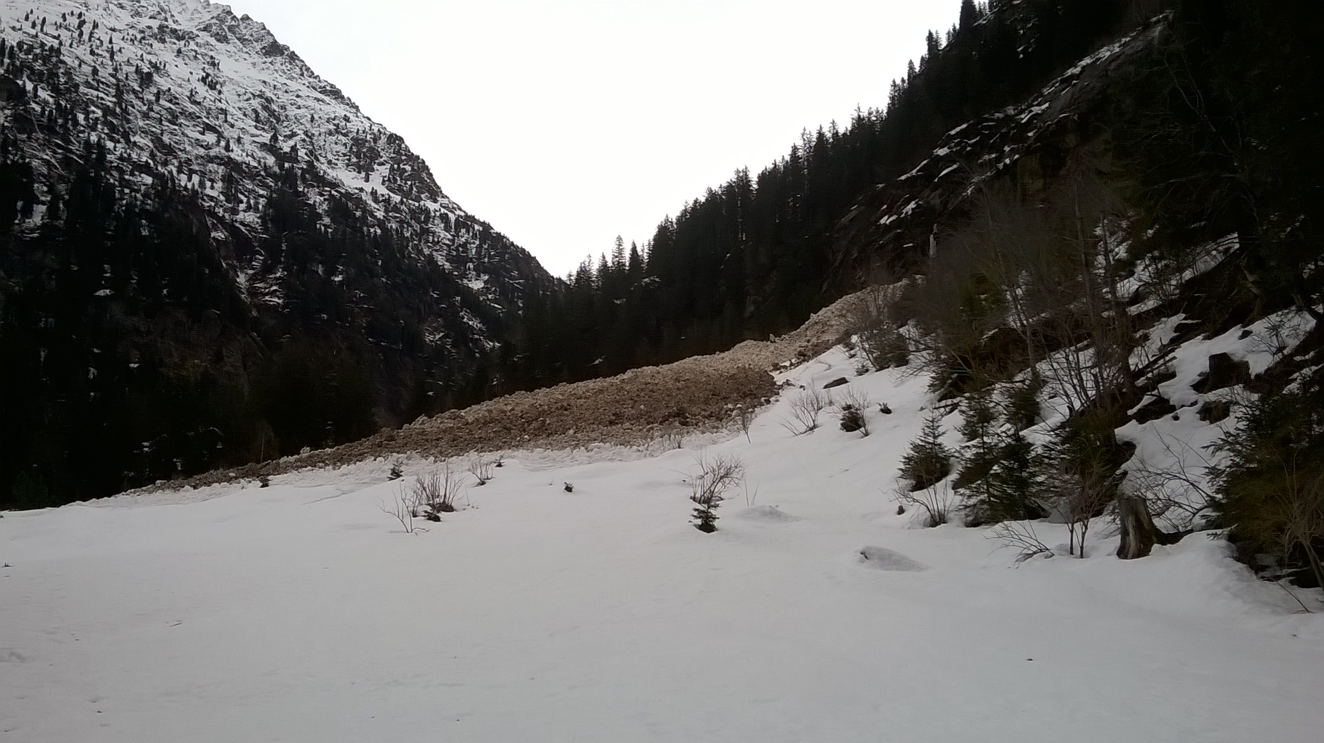 Zwitserland - Innertkirchen - 1