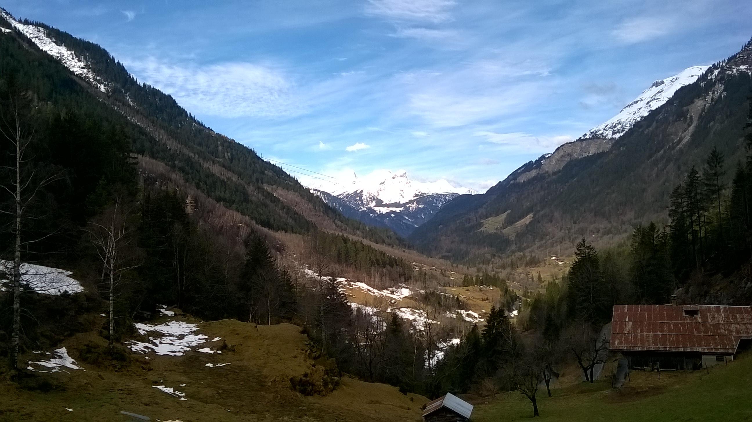 Zwitserland - Innertkirchen - 2